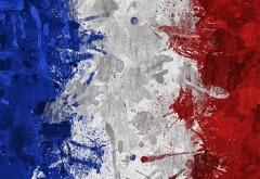 Флаг Франция заставки на рабочий стол hd