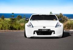 Nissan 370Z картинки для рабочего стола скачать