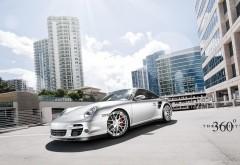 Porsche 997 TT картинки для рабочего стола скачать