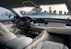 Фото салона автомобиля Audi