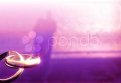 Свадебные фоны, кольца, фиолетовые заставки, бесплатно…
