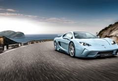 Суперкар, Vencer Sarthe, Автомобиль 2015, фоны, заставки, бесплатно