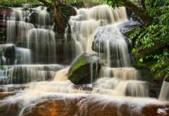 Австралия, Каскад Водопад, вода, картинки, заставки