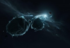 Астероид для Земли заставки