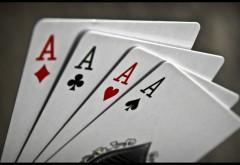 Четыре туза в картах