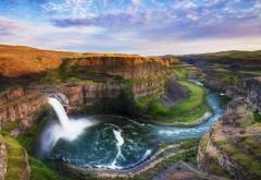 скачать фото водопада