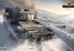 Т-62А, FV4202, танк, world of tanks, игра, взрыв, война, картинки