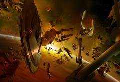 Фантастика, Звездный путь, апокалипсис, космос