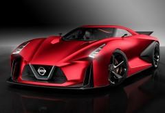 2015 Nissan Concept 2020 HD обои на рабочий стол