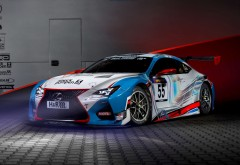 Lexus RC F GT3 Concept обои бесплатно
