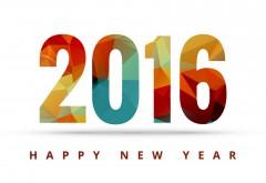 Скачать 2016 счастливый Новый год HD Широкоэкранные обои