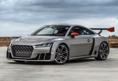 картинки спортивный автомобиль Audi TT Coupe Concept