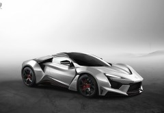 автомобиль 2016 W Motors Fenyr SuperSport