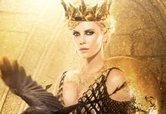 Злая королева, охотник, зима, войны, Шарлиз Терон, Белос…
