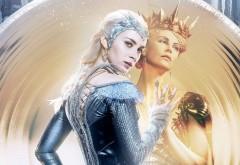 королева льда, злая королева, холодная королева, зеркало, фентези, 3D