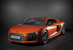 HplusB Design Audi R8 V10 широкоформатные обои