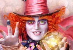 Mad Hatter, Джонни Депп, Alice Through the Looking Glass, Алиса в Зазеркаль…