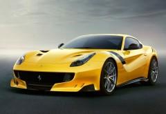 2016 Ferrari F12 TDF широкоформатные обои автомобиля HD