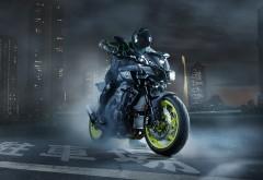 2016 Yamaha MT 10 EU HD обои на рабочий стол