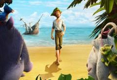 Robinson, Animation, Movie, Film, 2016