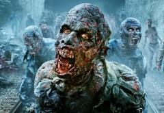 Ходячие мертвецы, зомби, Страшно, HD