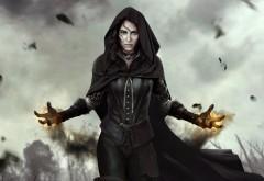 Ведьмак 3: Дикая Охота обои Yennefer, Йеннифэр, Йеннефер