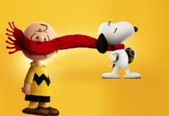 Чарли Браун, Peanuts, мультфильм, Снупи