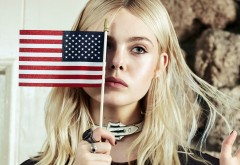 Elle Fanning wallpaper HD