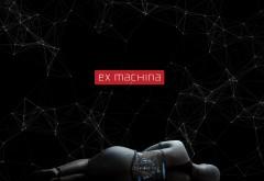 Из машины, фильм, фэнтези, девушка-робот, ex machina, robot, girl