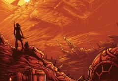 Рей BB 8 Звездные войны HD