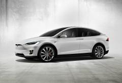 Tesla Model X Concept 2016 HD wallpaper