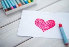 Любовь, сердца, эскиз, открытка любовная, сердце, роман�…