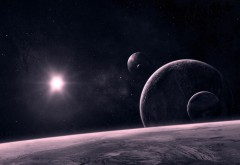 space planets, планеты, космос, звезда, небо, галактика
