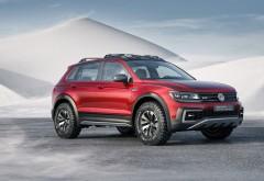 2017 Volkswagen Tiguan GTE Active Concept free wallpaper