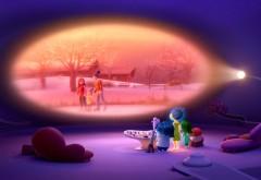 Inside Out, Головоломка, мультфильм, Райли, память, сновидения