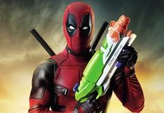 Дэдпул персонаж, антигерой комиксов издательства Marvel
