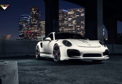Vorsteiner V RT Edition Porsche Turbo HD