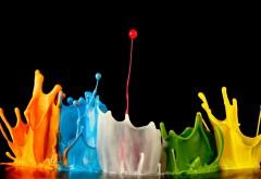 Цвет взрыва HD абстрактные фоны