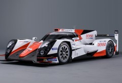 Toyota TS050 Hybrid Racer HD обои скачать