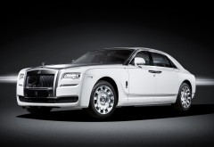 Rolls-Royce Ghost Eternal Love HD обои бесплатно