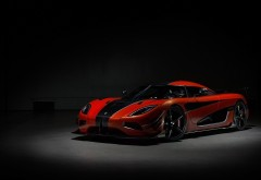 Koenigsegg Agera Final One of One HD обои на раб стол