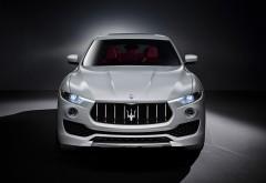 2017 Maserati Levante итальянский премиум-кроссовер обои hd