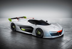 2017 Pininfarina H2 Speed HD обои автомобиля