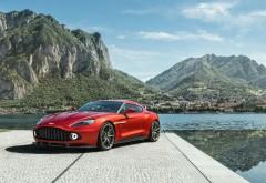 Aston Martin Zagato HD обои автомобиля