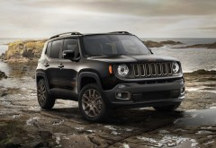 2016 Jeep Renegade 75th Anniversary Model hd обои