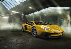 2016 Lamborghini Aventador LP 750-4 Superveloce HD обои скачать