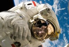 астронавт широкоформатные обои HD, космонавт картинки �…