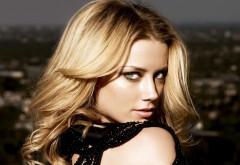 Эмбер Хёрд, городская девушка, знойная блондинка, взгл�…