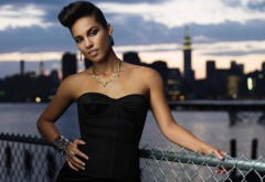 Алиша Киз певица обои HD