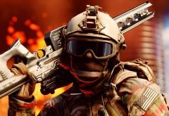 Battlefield 4 разведчик обои игры HD